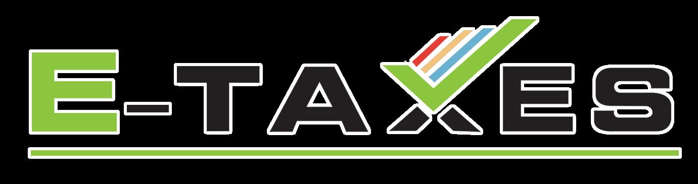 E-Taxes